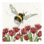 Bothy Threads Cross Stitch Kit - Flight Of The Bumblebee