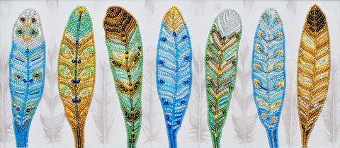 VDV Bead Embroidery Kit - The Bounty of Colours