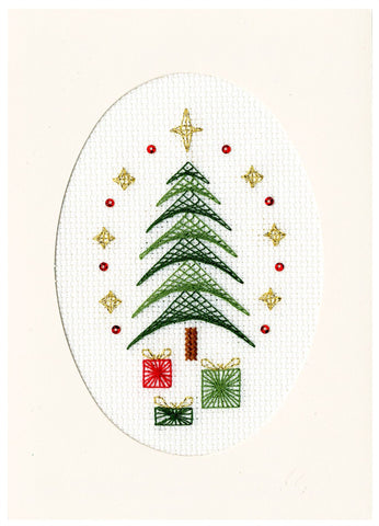 Bothy Threads Cross Stitch Kit - All Wrapped Up