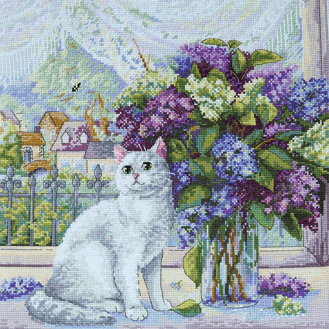 Merejka Cross Stitch Kit - Spring Mood