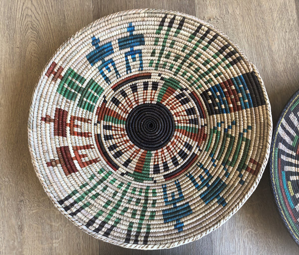 Wall Basket, Basket Wall Decor, Wall Basket Decor, Boho Wall Decor