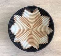African Basket for Wall