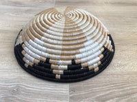 "12"" African Basket for Wall"