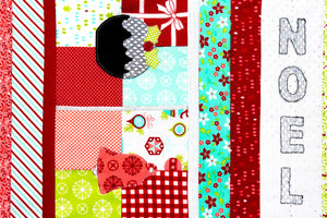 A CHRISTMAS PUDDING ACRYLIC TEMPLATE FOR APPLIQUÉ, SEWING, QUILTING, PAPERCRAFT