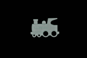 A TRAIN ACRYLIC SEWING/CRAFT TEMPLATE