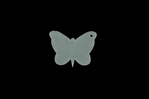A MINI BUTTERFLY ACRYLIC SEWING/CRAFT TEMPLATE
