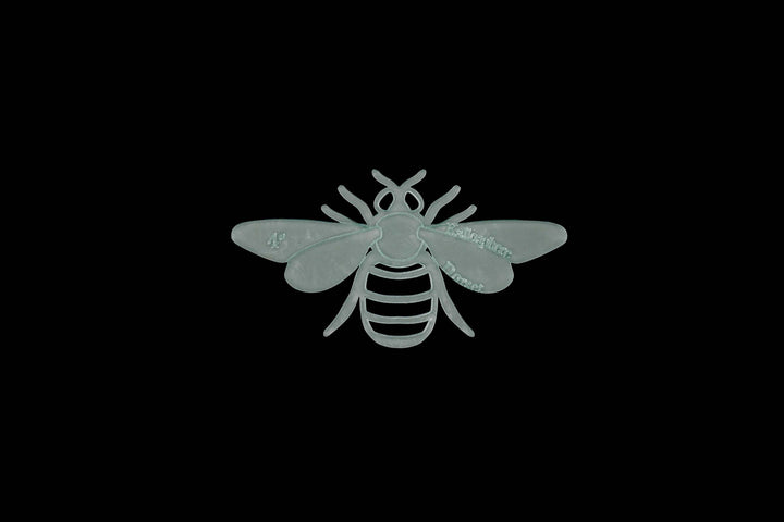 A BEAUTIFUL BEE ACRYLIC SEWING/CRAFT TEMPLATE from 3""