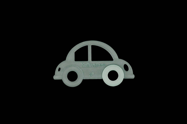 A BUBBLE CAR ACRYLIC SEWING/CRFT TEMPLATE