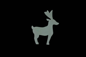AN ELEGANT DEER ACRYLIC SEWING/CRAFT TEMPLATE