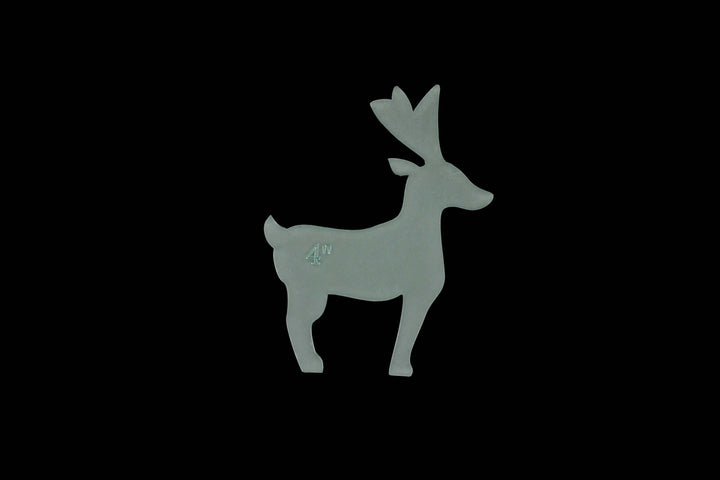 A DELIGHTFUL REINDEER SEWING/CRAFT TEMPLATE