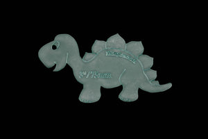 A STEGOSAURUS  ACRYLIC SEWING/CRAFT TEMPLATE