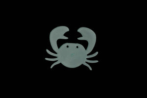 A CRAB  ACRYLIC SEWING/CRAFT TEMPLATE