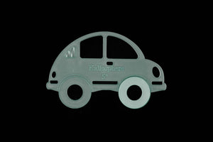 ACRYLIC CAR SEWING/CRAFT TEMPLATE