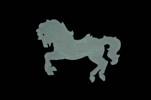 CAROUSEL HORSE CRAFT TEMPLATE