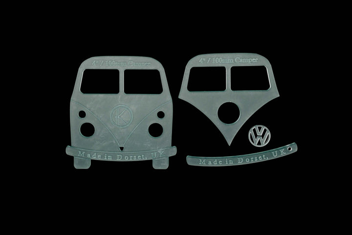 CAMPERVAN FRONT CRAFT TEMPLATE