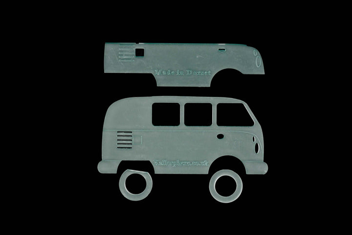 CAMPERVAN SEWING/CRAFT TEMPLATE