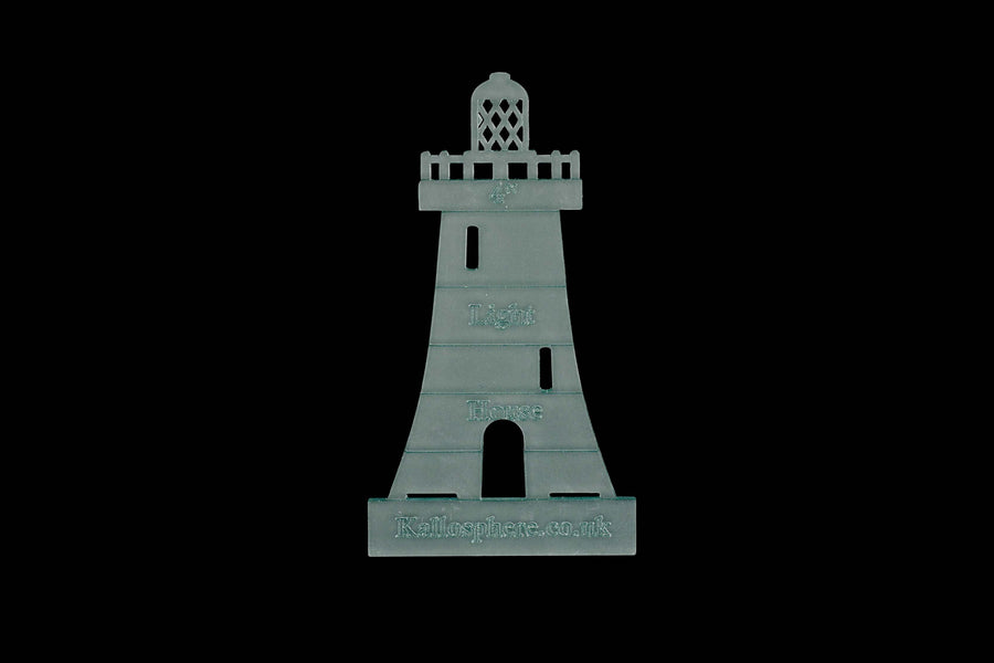 LIGHTHOUSE ACRYLIC SEWING CRAFT STENCIL