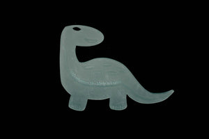 A DARING DINOSAUR SEWING/CRAFT TEMPLATE
