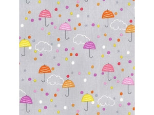 MICHAEL MILLER FABRIC - DRIZZLE - MIST