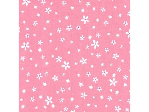 MICHAEL MILLER FABRIC - PRINCESS BLOSSOMS - BUBBLEGUM