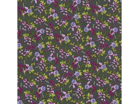 MICHAEL MILLER FABRIC - SCATTERED POSIES