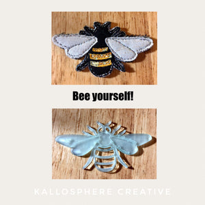 A BEAUTIFUL BEE ACRYLIC SEWING/CRAFT TEMPLATE