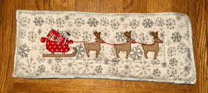 A DELIGHTFUL REINDEER SEWING/CRAFT TEMPLATE from 6cm