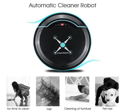 Best Electric Robot Roomba Vacuum Cleaner Device