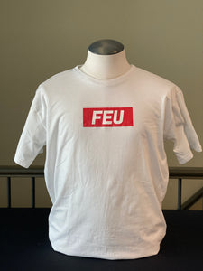 White Feupreme T-shirt