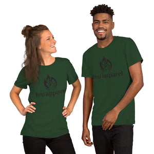 Short-Sleeve Unisex T-Shirt - Center Graphic
