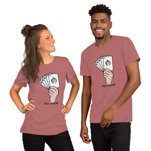 Short-Sleeve Unisex T-Shirt - Feu House