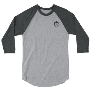 3/4 sleeve raglan shirt - Icon