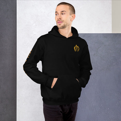 Hooded Sweatshirt - Feu Sleeve