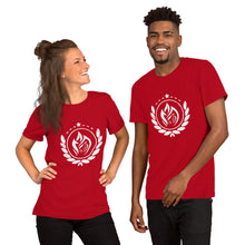 Load image into Gallery viewer, Short-Sleeve Unisex T-Shirt - Crest