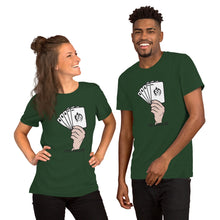 Load image into Gallery viewer, Short-Sleeve Unisex T-Shirt - Feu House