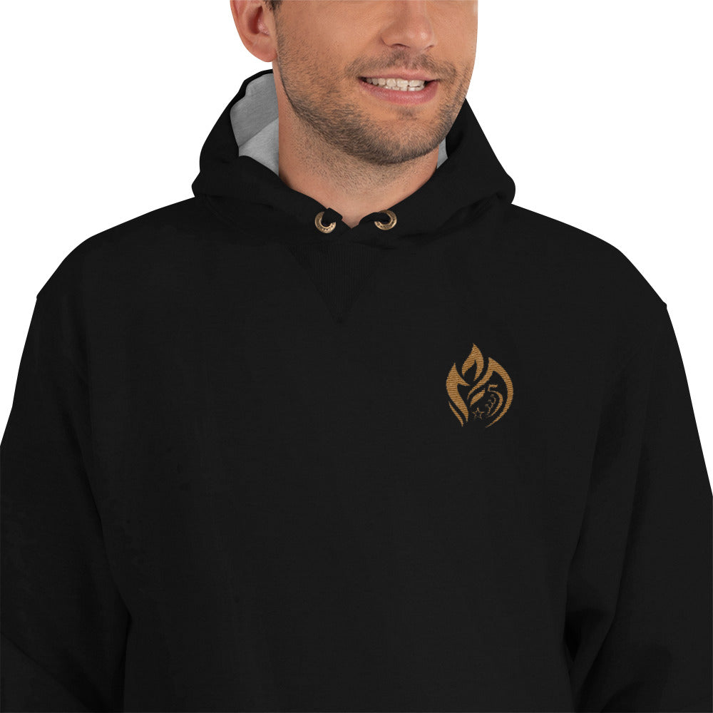 Champion Hoodie - Gold