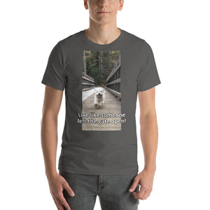 Short-Sleeve Unisex T-Shirt - Tucker John