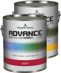 Advance - Waterborne Interior Alkyd