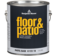 Latex Floor and Patio Enamel (122)