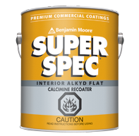 SUPER SPEC CALCIMINE RECOATER (FLAT OIL CEILING PAINT)