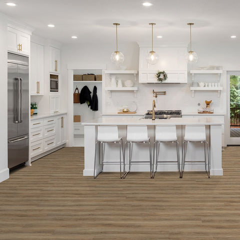 Engineered Luxury Vinyl • The Oceania Collection • Remora #2195 ($69.99 / BOX) (23.64 SF / BOX)