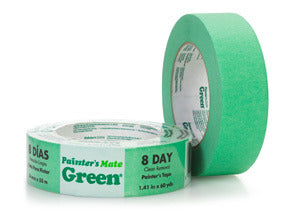 Painter's Mate Green® 8-Day Painting Tape