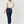 "Load image into Gallery viewer, Scarlett Deep Feather Blue Jeans - 29"" Inseam"