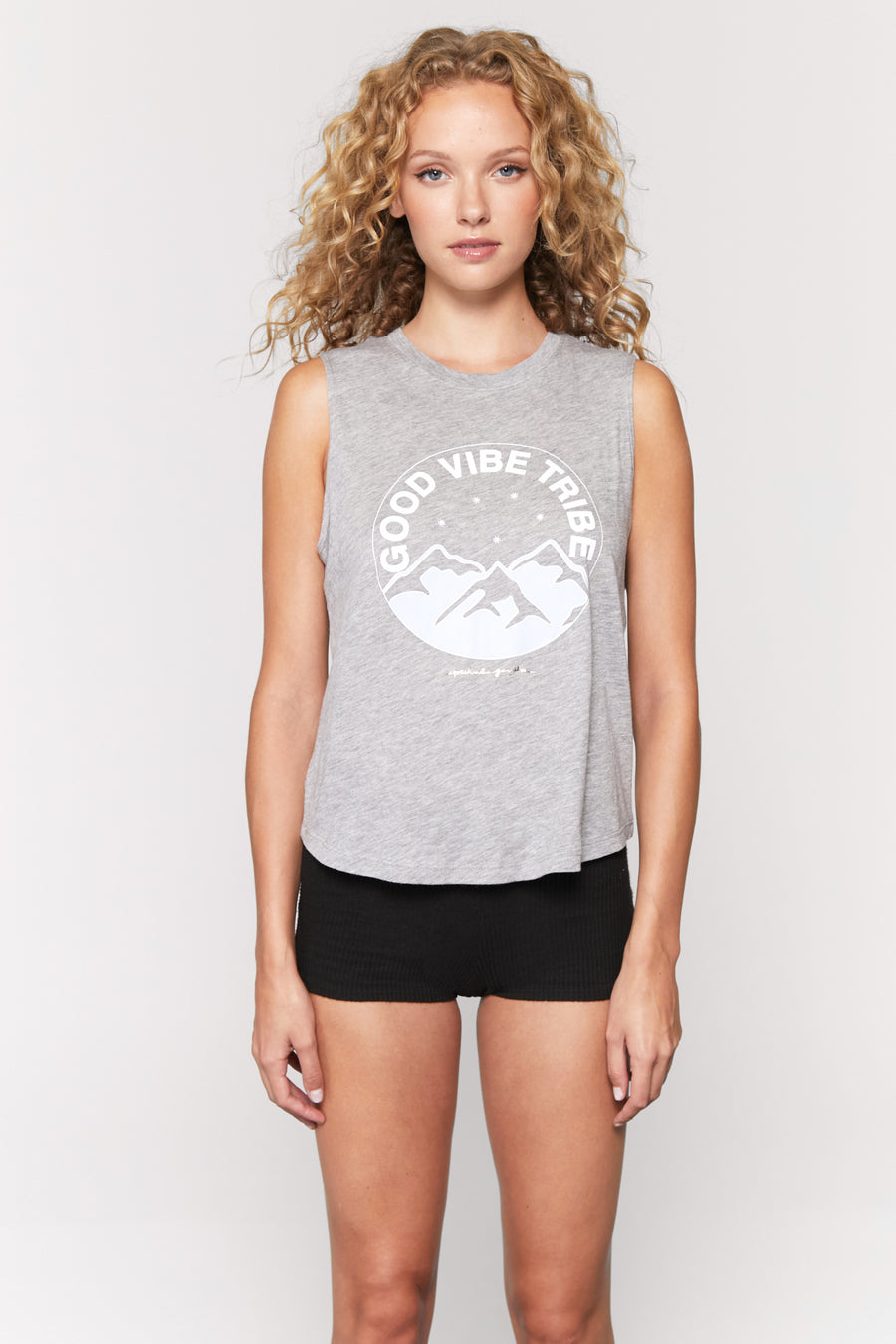 Good Vibe Muscle Tank