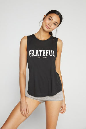 Grateful Muscle - Vintage Black