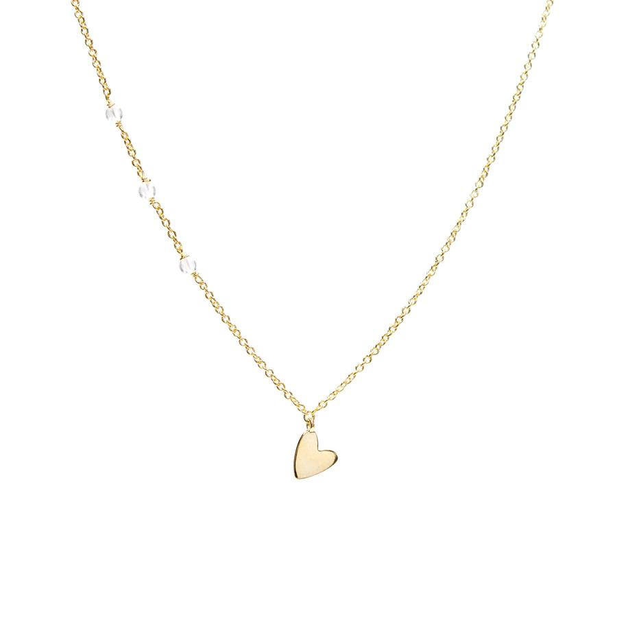 "Gold ""Little Heart"" Necklace"
