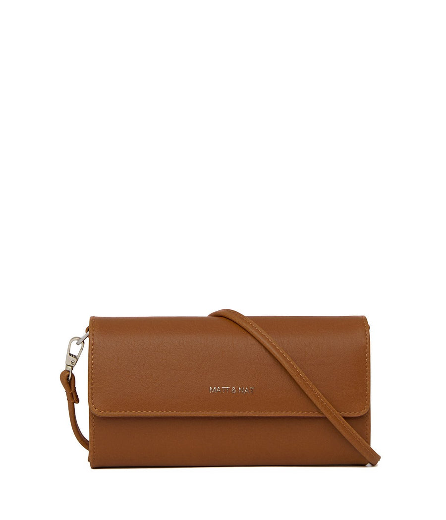 Drew med Crossbody - Chili Matte Nickel