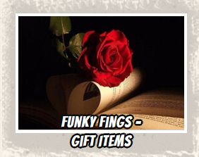 Funky Gifts-Home, Friends & Family
