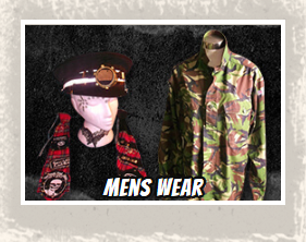 Mens Wear- Dude Stuff..