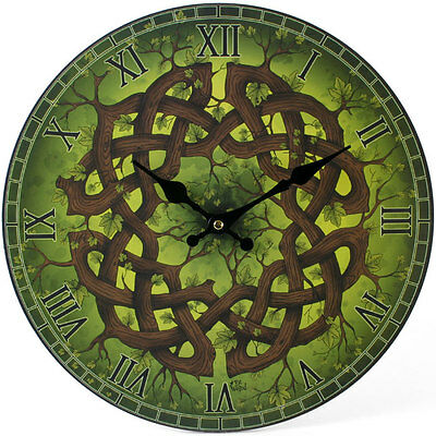 Pagan Clock by Dr. Weird with an enigmatic design from Dr. Weird.